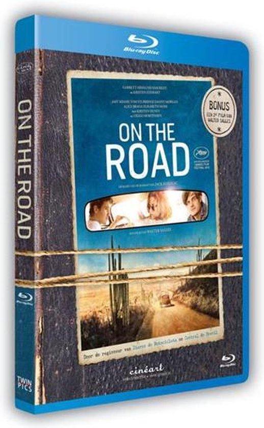 Cover van de film 'On The Road'
