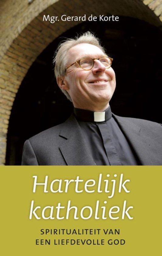 Cover van het boek 'Hartelijk katholiek' van Gerard de Korte
