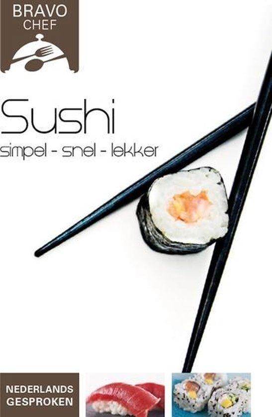 Cover van de film 'Sushi'