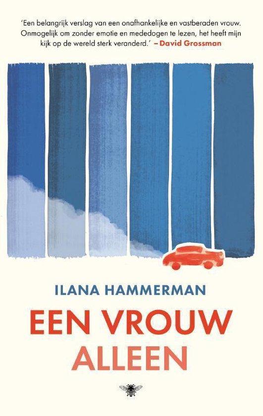 Een vrouw alleen - Ilana Hammerman   Fthsonline.com