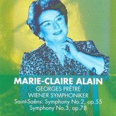 Saint-Saens: Symphonies 2 & 3