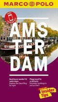 Amsterdam Marco Polo Pocket Travel Guide - with pull out map