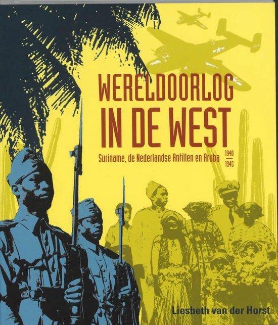 Wereldoorlog in de West - L. van der Horst | Readingchampions.org.uk