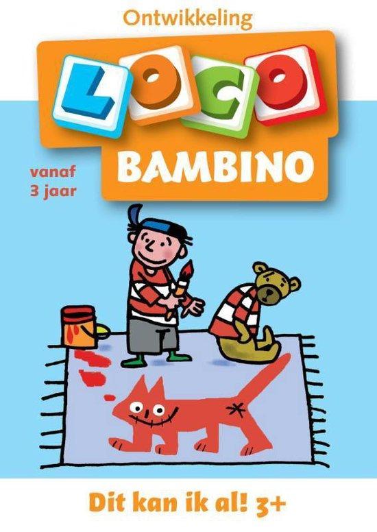 Bambino Loco 3 2-4 jaar Dit kan ik al - none pdf epub
