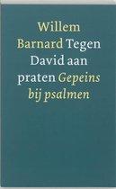 Boek cover Tegen David Aan Praten van Barnard