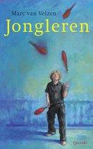 Boek cover Jongleren van M. van Velzen