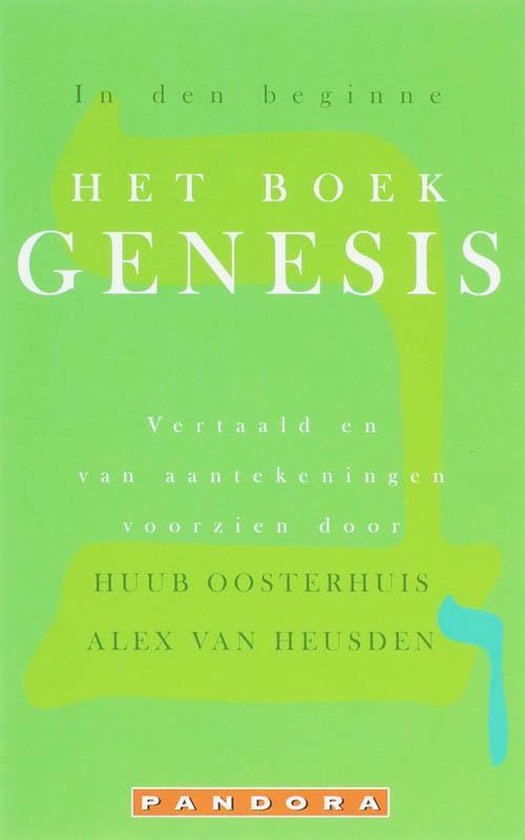 Het boek Genesis - Huub Oosterhuis |