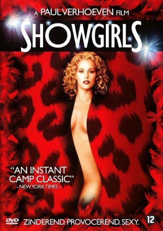 Cover van de film 'Showgirls'
