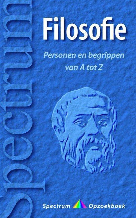 Filosofie van a tot z - none |