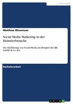 Social Media Marketing in der Heimtierbranche