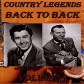 Country Legends Back to Back, Vol. 1