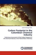 Carbon Footprint in the Colombian Chemical Industry