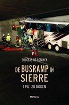 De busramp in Sierre