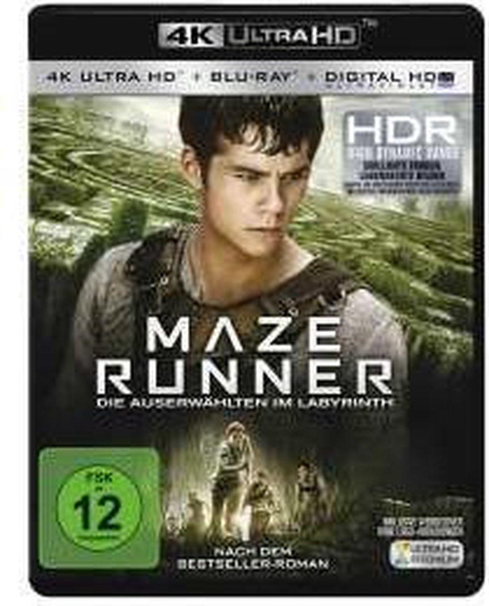 Maze Runner (Ultra HD Blu-ray & Blu-ray)-