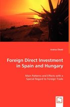 Foreign Direct Investment in Spain and Hungary