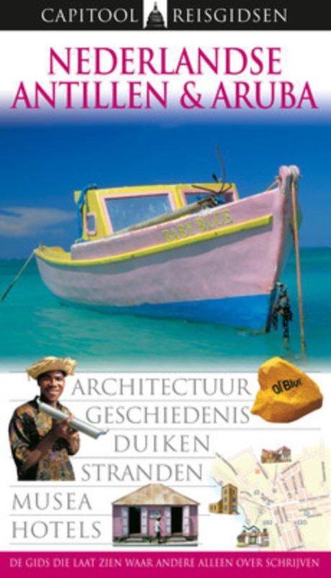 Capitool Nederlandse Antillen & Aruba - R. Van Der Helm pdf epub