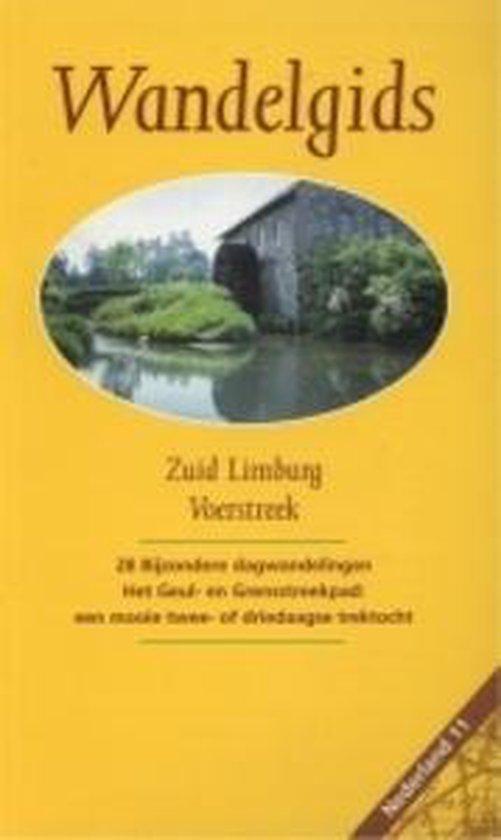 Wandelgids Voor Zuid Limburg En Voerstreek - M. Pelgrim |
