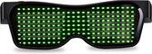 MyFestivalKit Bluetooth LED bril - Pro - groen