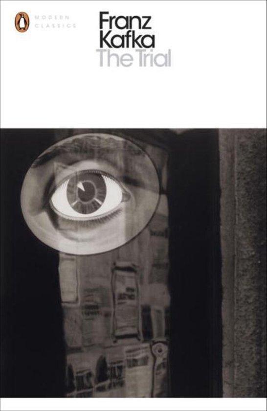 Boek cover The Trial van Franz Kafka (Paperback)