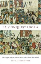 Omslag La Conquistadora
