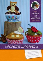 Magazine cupcakes 2