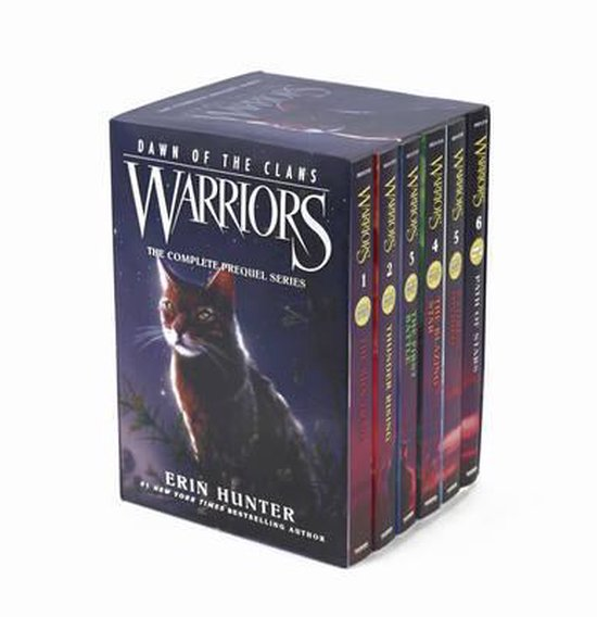 Warriors: Dawn of the Clans Box Set