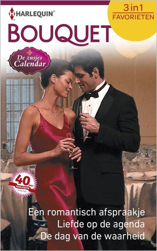 Een romantisch afspraakje / Liefde op de agenda / De dag van de waarheid - Bouquet Favorieten 468, 3-in-1 - Carole Mortimer |