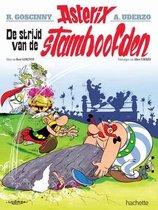 Boek cover Asterix 07. de strijd van de stamhoofden van Albert Uderzo