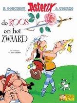 Boek cover Asterix 29. de roos en het zwaard van Albert Uderzo