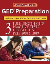 GED Preparation 2018 & 2019 All Subjects Study Questions