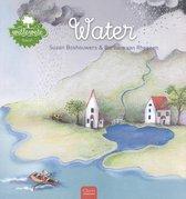 Boek cover Willewete  -   Water van Suzan Boshouwers (Hardcover)