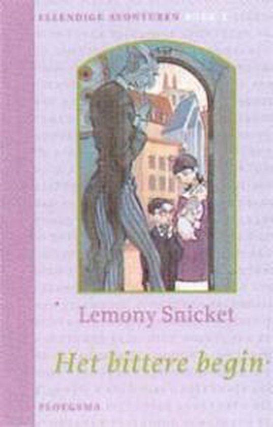 Het bittere begin - Lemony Snicket |