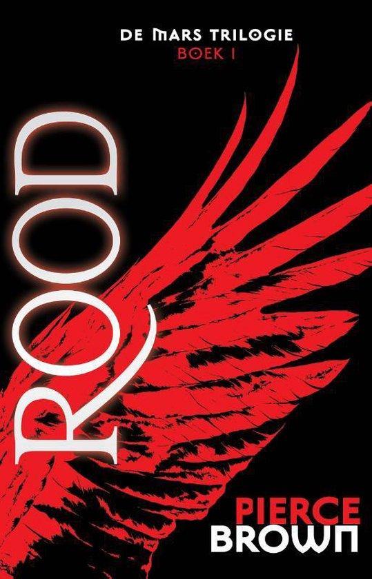 De Mars trilogie - Rood