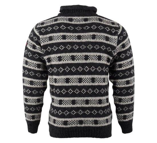 Devold Alnes Sweater with Roll Neck Wollen trui | Gratis
