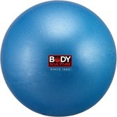 Body Sculpture Mini Fitnessbal | Mini Gym Ball | 25 cm | Blauw