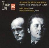 Brahms & Shostakovich: Oleg Kagan Edition Vol.Xvii