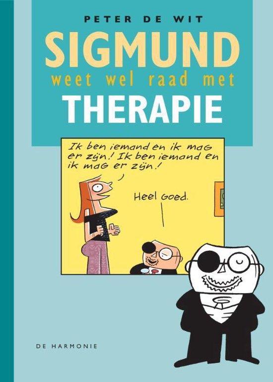Sigmund weet wel raad met therapie - Peter de Wit |
