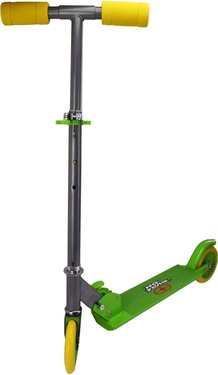 No Fear Scooter Stuntstep - Step - Jongens en meisjes - Groen