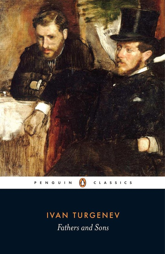 Boek cover Fathers and Sons van ivan turgenev (Paperback)