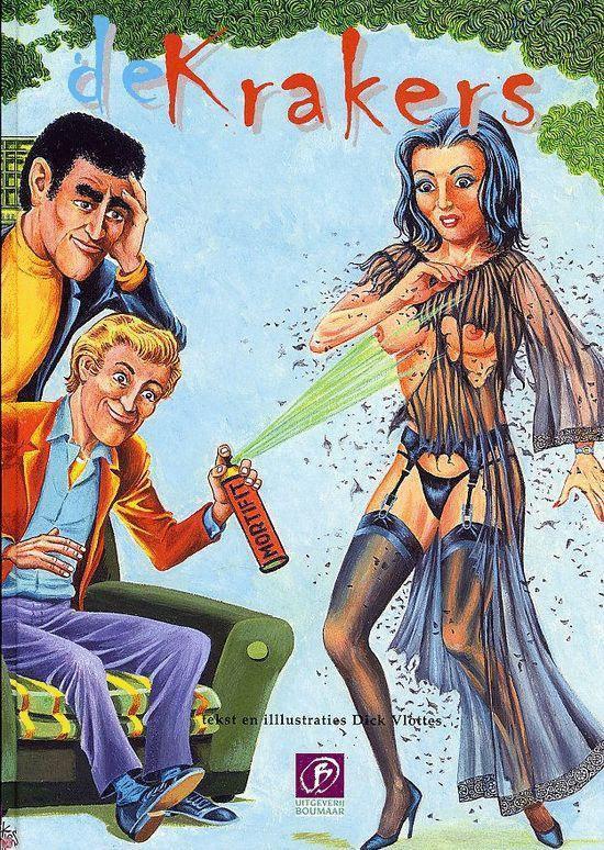 De Krakers - Dick Vlottes |