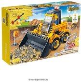 BanBao Constructie Minigraver - 8539