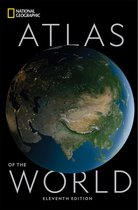 Boek cover National Geographic Atlas of the World Eleventh Edition van National Geographic
