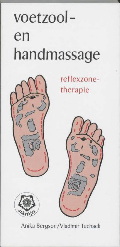 Voetzool- En Handmassage - Anika Bergson pdf epub