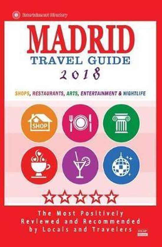 Madrid Travel Guide 2018