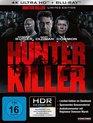Hunter Killer (Ultra HD Blu-ray & Blu-ray in Steelbook)
