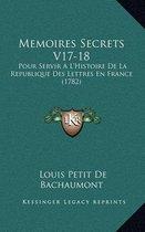 Memoires Secrets V17-18