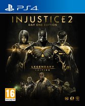 Injustice 2 - Legendary Edition -Day One Edition - Playstation 4 (2018)