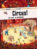 Prentenboek Circus!