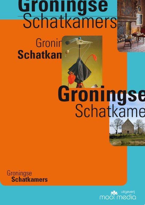 Cover van het boek 'Groningse Schatkamers'