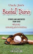 Uncle Jim's Baseball Diaries